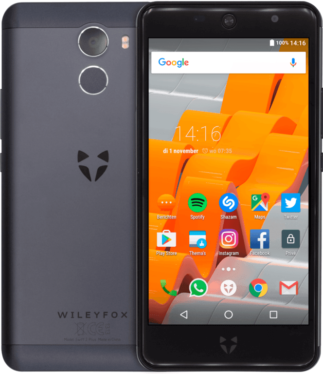 Wileyfox Swift 2X