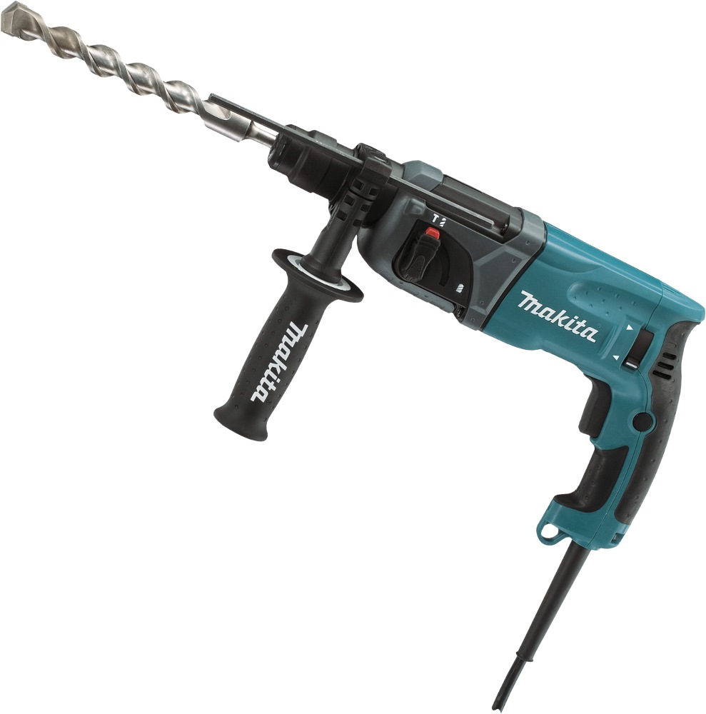 Makita Rotary Hammer with SDS Plus: HR2460
