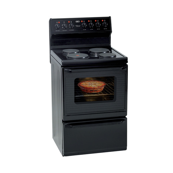 Defy 600 Series Kitchenaire Electric Stove: DSS 494
