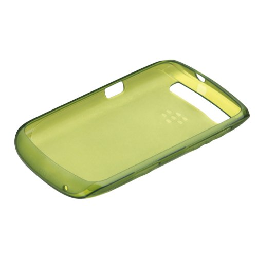 Blackberry 9360 Soft Shell Bottle (Green)
