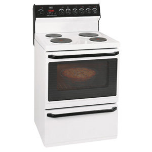 Defy 700 Series Electric Stove: DSS 445