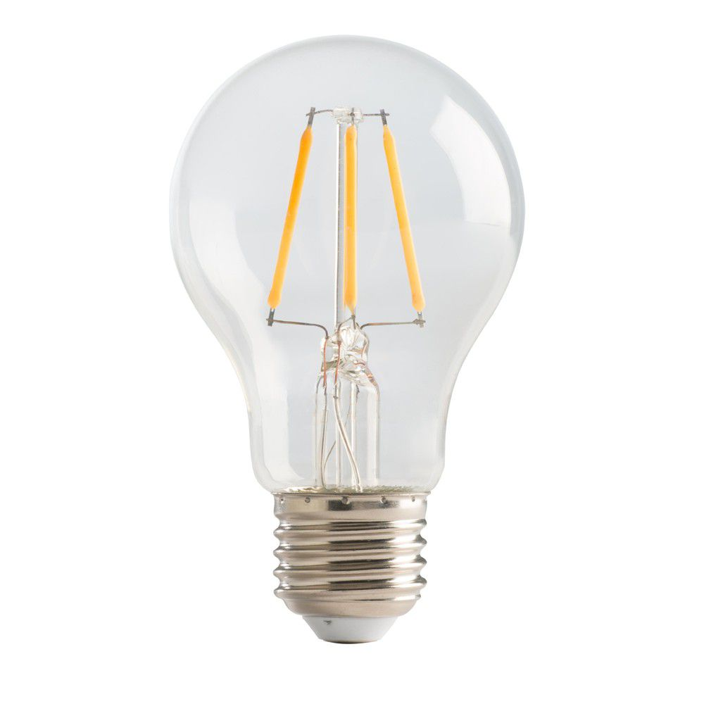 Luceco A60 E27 LED Filament Light Bulb (4W) - Warm White