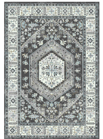 Prime Persian Zenith - Classic Medallion Charocal