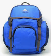 Red Mountain Urban 20 School Bag/Backpack - Royal Blue & Midnight