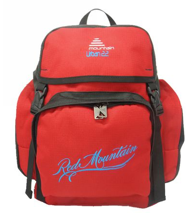 Red Mountain Urban 22 Ltd Edt School Backpack - Navy