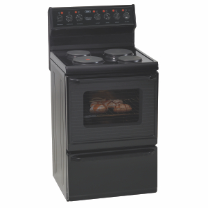 Defy 600 Series Kitchenaire Electric Stove: DSS 497
