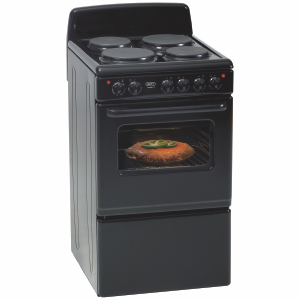 Defy 500 Series Compact Electric Stove: DSS 514