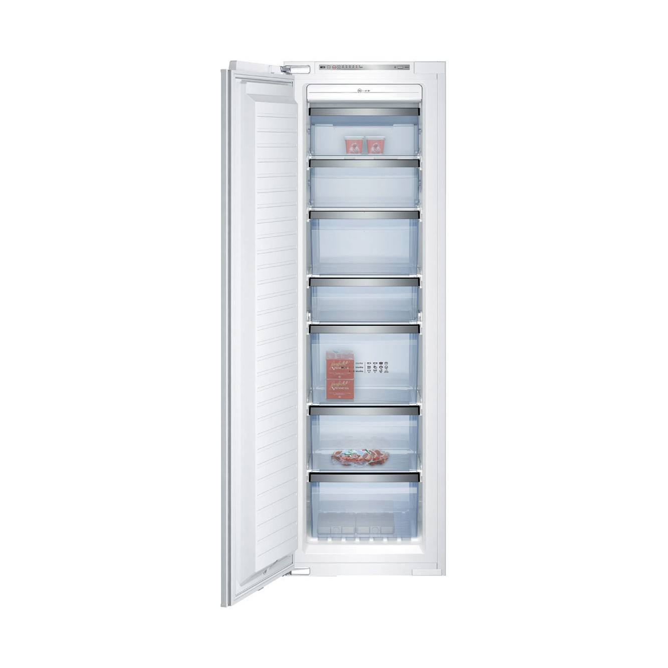Miele Built-in Freezer: FNS 37402 i