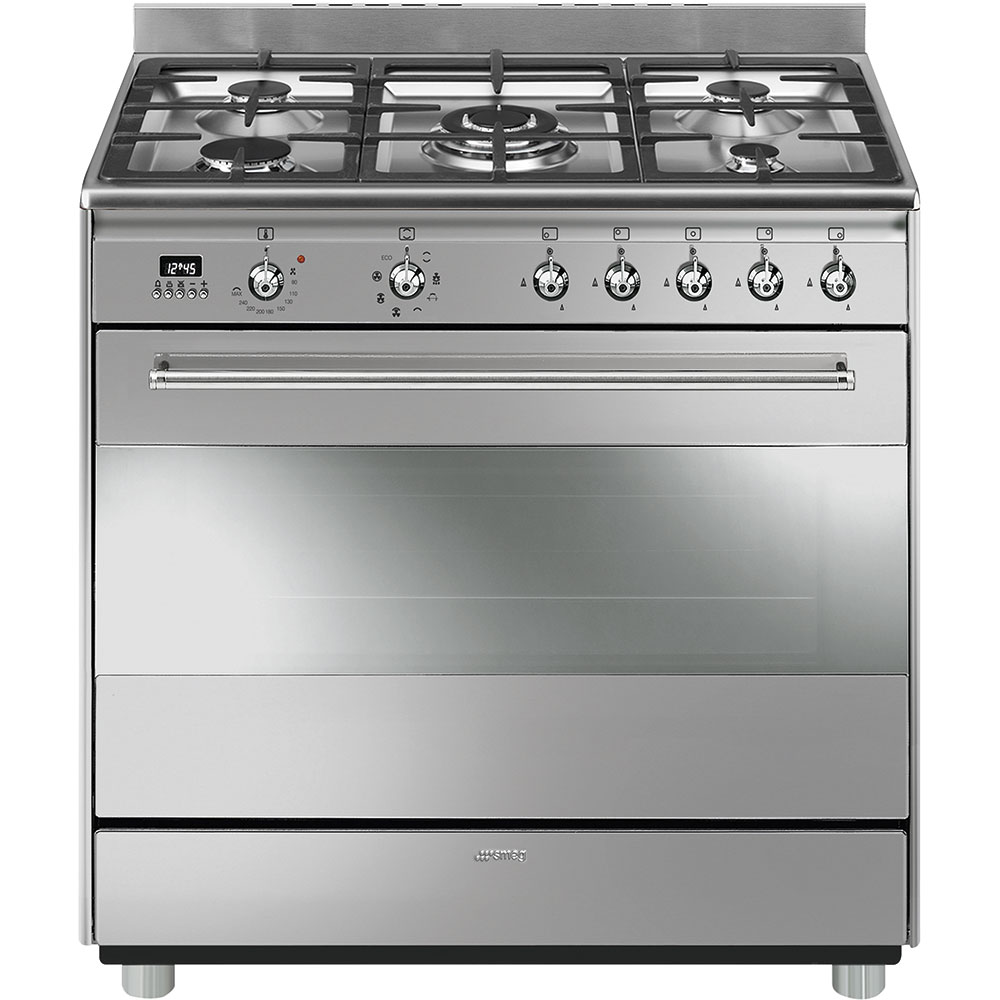 Smeg Stainless Steel Concert Cooker: SSA91MAX9
