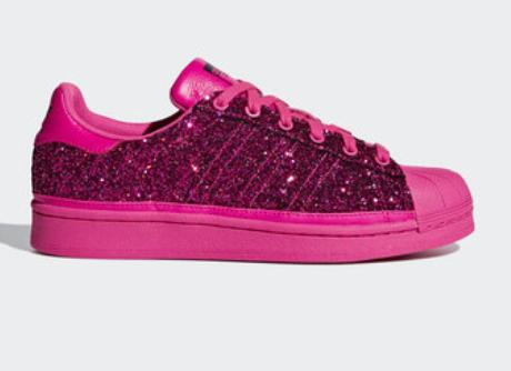 Calendario Atrevimiento Tahití  Adidas Superstar Shoes - Shock Pink Features, Specs and Specials