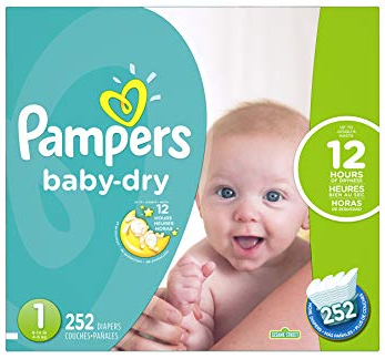 Pampers Baby-dry (12 Months Plus)