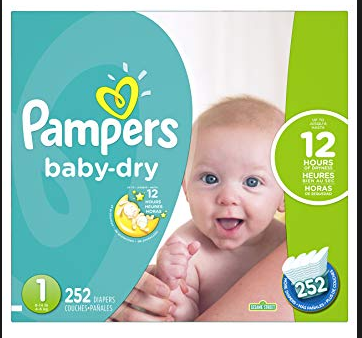 Pampers Baby Dry (12 Months Plus)