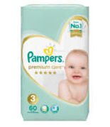 Pampers Premium Care (3-12 months)