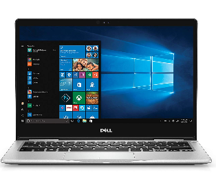 Dell Inspiron 13 7000 Laptop: Intel Core i7-8550U