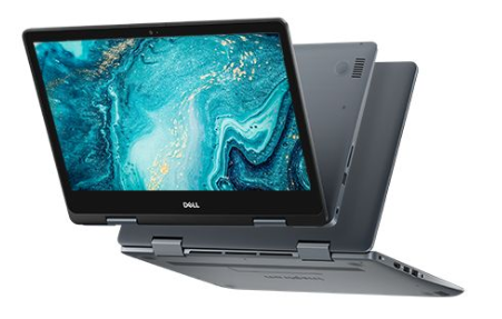 Dell Inspiron 14 5000 2-in-1: Intel Core i7-8565U