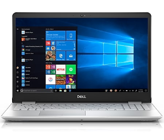 Dell Inspiron 15 5584: Intel Core i3-8145U