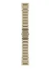 Garmin QuickFit 20mm Watch Band - Goldtone Stainless Steel