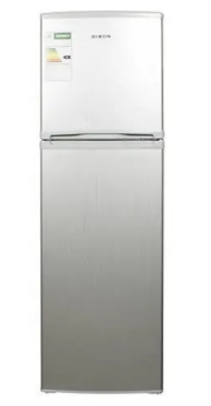 Dixon 220L Double Door Fridge - KD220TFM