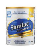 Similac Advance Stage 1 - 900G