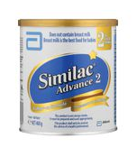 Similac Advance Stage 2 - 400g