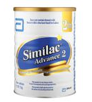 Similac Advance Stage 2 - 1.7kg