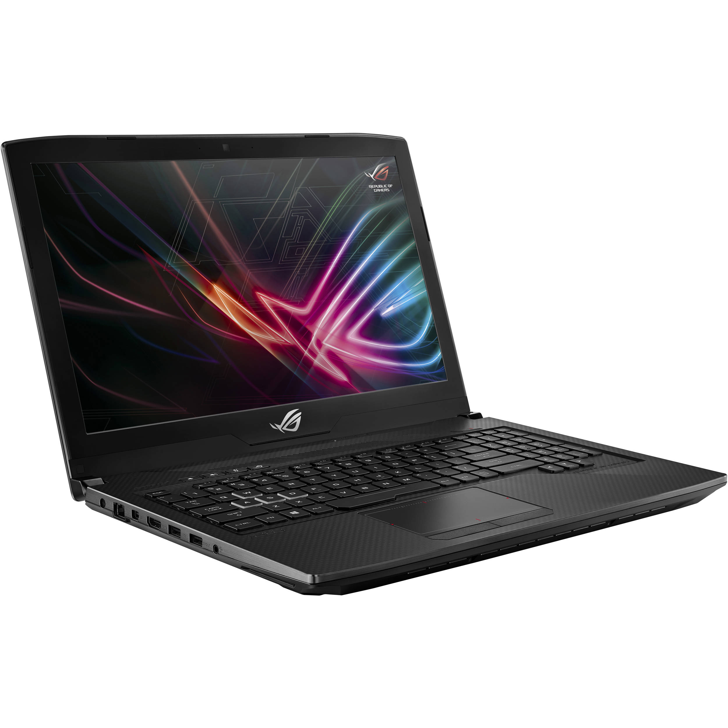 Asus GL503VD Scar Edition - Core i5 7300HQ