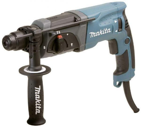 Makita Rotary Hammer Drill with SDS Plus: HR2470