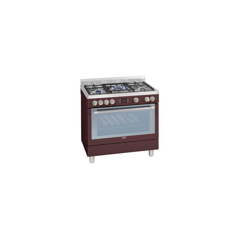 Defy Gas Electronic Range Cooker: DGS 162