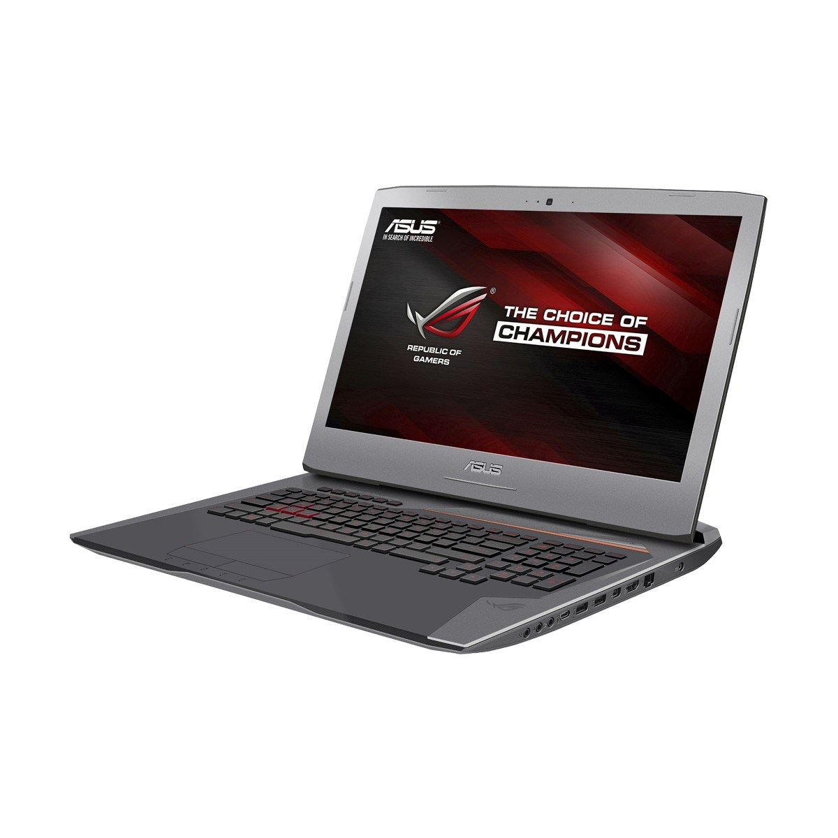 Asus ROG G752VS Core i7 6700HQ