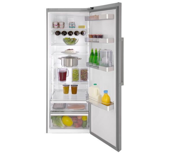 Grundig Upright Larder and Freezer: GSN 10720 X
