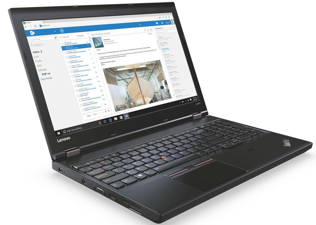 "Lenovo ThinkPad T470p - 14"" - Core i5 7440HQ"