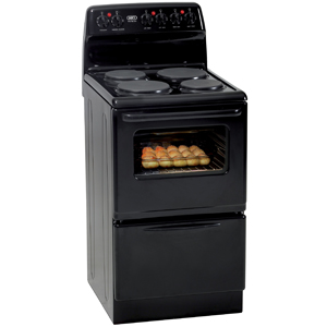Defy 500 Series Electric Stove: DSS 505