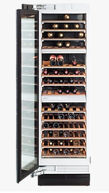 Miele MasterCool Wine Conditioning Control Unit: KWT1612 Vi