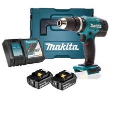 Makita Impact Drill Kit: DHP453RYE