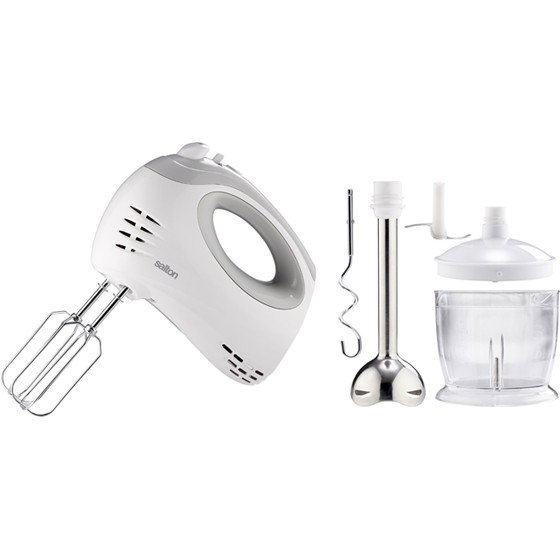 Salton Easy-Mix 300W Hand Mixer