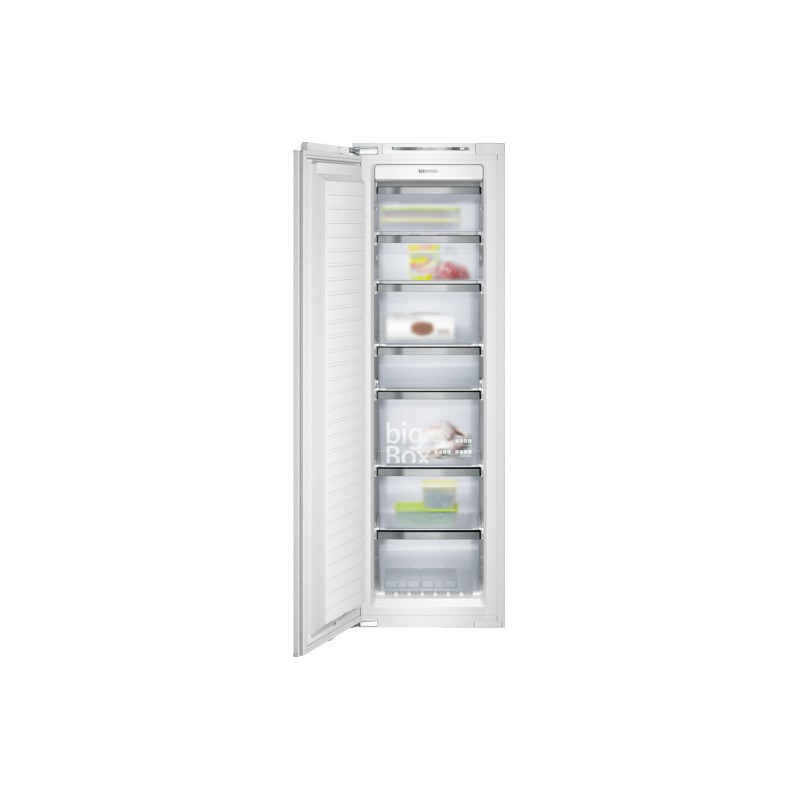 Siemens iQ700 Built-in tall Freezer fully integrated: GI38NP60