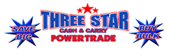 Three Star Cash & Carry