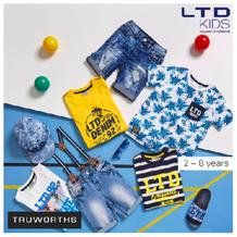 Truworths : Kid's Lookbook (09 Nov - 02 Dec 2018)