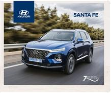 Hyundai : New Santa Fe (Request Valid Dates From Retailer)