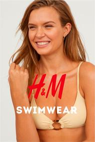 H&M : Swimwear (20 May - 22 Jul 2018)