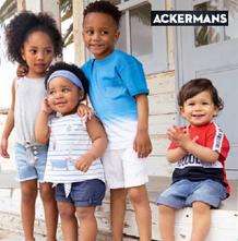 Ackermans : Kid's Lookbook (01 Feb - 03 Mar 2019)