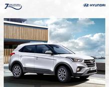 Hyundai : New Hyundai Creta (25 Jan - 31 Dec 2019)