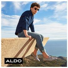 Aldo : Men's Lookbook (27 Jun - 05 Aug 2018)