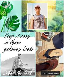 Truworths : Man's Collection (04 Dec - 04 Feb 2019), page 1
