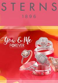 Sterns : You & Me Forever (15 Feb - 14 Mar 2019)