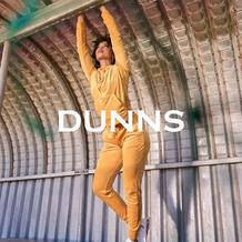 Dunns : Autumn Lookbook (Request Valid Dates From Retailer)