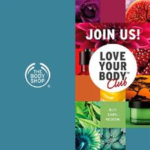 The Body Shop : Love Your Body (27 Feb - 7 Apr 2019)