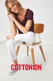Cotton On : Women's Deals (11 Feb - 24 Mar 2019)