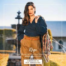 Rage : Women's Look Book (24 Apr - 09 Jun 2019)