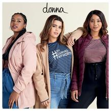 Donna : New Arrivals (Request Valid Dates From Retailer)
